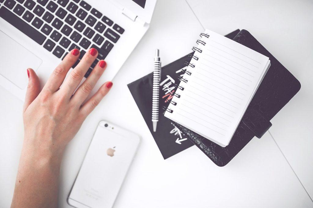 travel blog writing