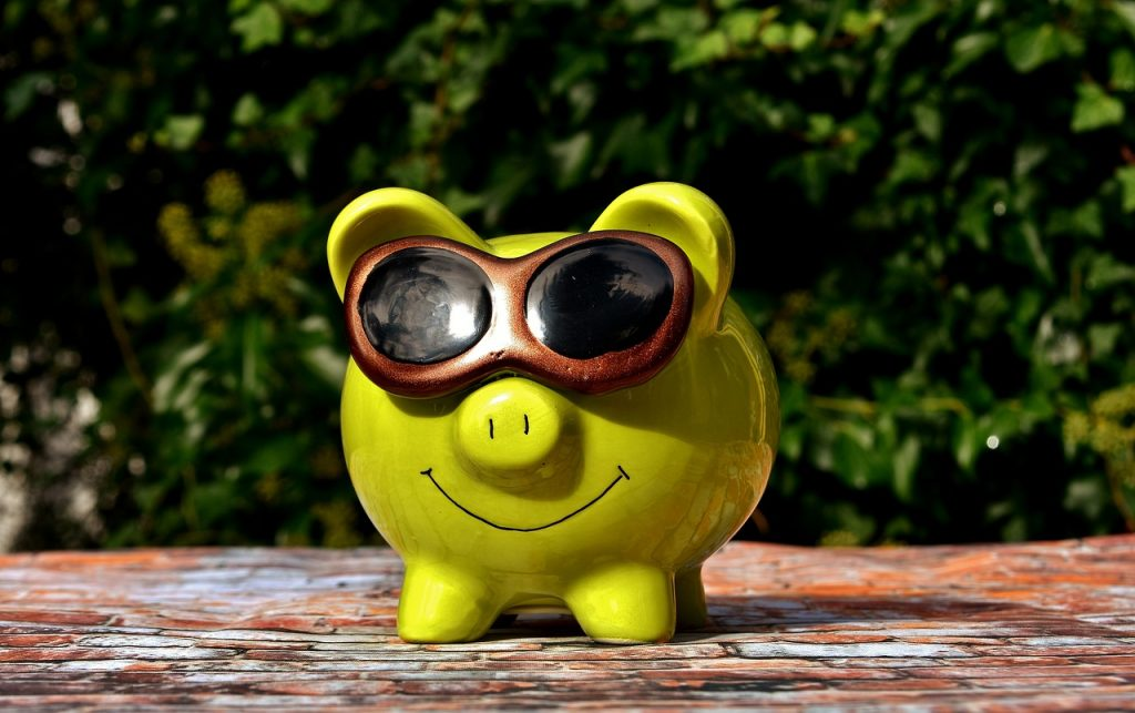 saving money for travel and vacations